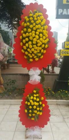 Düğün nikah açılış çiçek modeli  Ulus Ankara anneler günü çiçek yolla