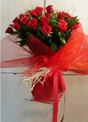 Kız isteme çiçeği söz nilşan buketi 41 li