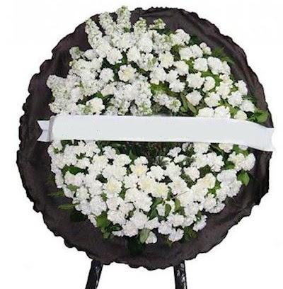 Cenaze çelengi çiçeği modelleri  Ulus Ankara hediye sevgilime hediye çiçek