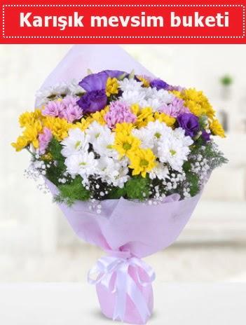 Karışık Kır Çiçeği Buketi  Ulus Ankara çiçek , çiçekçi , çiçekçilik