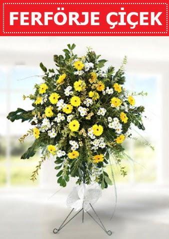 Ferförje çiçeği modeli