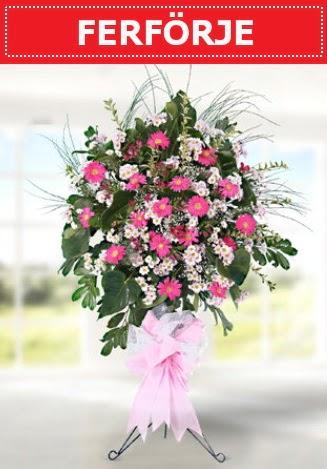 Ferförje düğün nikah açılış çiçeği