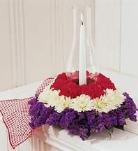 Ulus Ankara çiçekçi mağazası  Krizantenlerden özel çiçek
